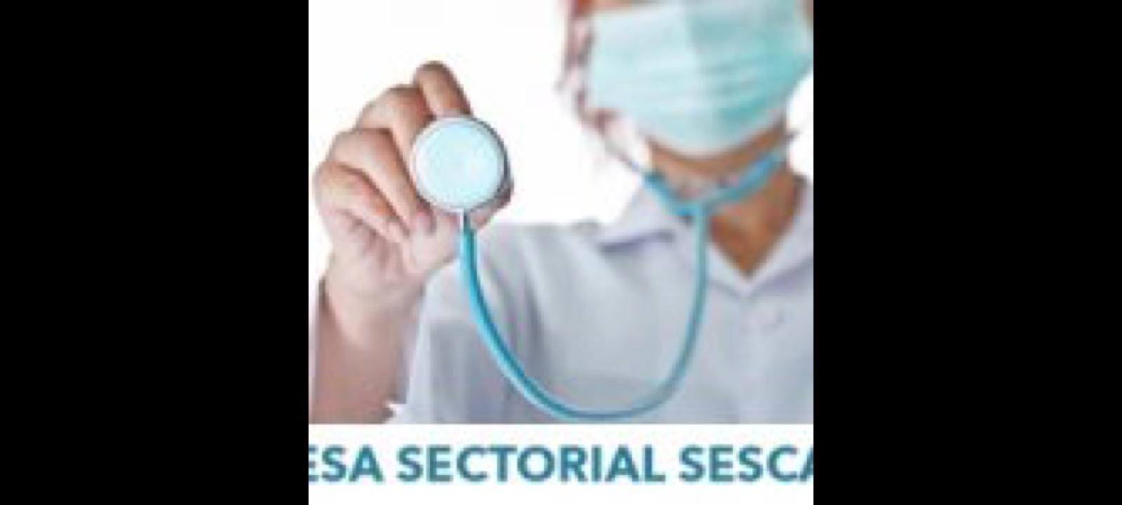 COMITÉ SECTORIAL DE SEGURIDAD Y SALUD LABORAL DEL SESCAM (10 de enero 2018)