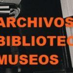 Convocadas 133 plazas del Cuerpo de Ayudantes de Archivos, Bibliotecas y Museos del Ministerio de Cultura y Deporte