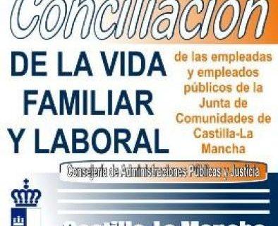 Resumen de los Aspectos Fundamentales incluidos en el Plan Concilia de Empleados/as Públicos/as JCCM