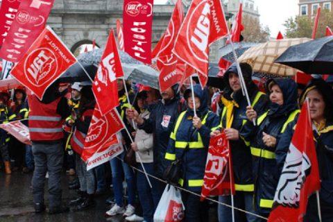 El incumplimiento del Ministerio de Fomento legitima la movilización en Correos