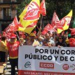 El 80% de la plantilla de Correos en Castilla-La Mancha secunda las movilizaciones y exige el fin de la precariedad laboral en la empresa