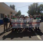 Protestas a las puertas de los Centros Penitenciarios de Ciudada Real por las agresiones del personal penitenciario