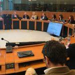 Somos Más se presenta en el Parlamento Europeo