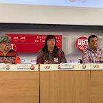 """UGT presenta en Madrid su investigación sobre """"El trabajo de Ayuda a Domicilio en España"""""""