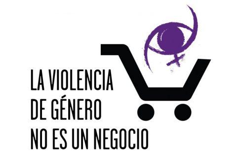 La violencia de género no es un negocio