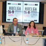 UGT llama a secundar la huelga en Justicia contra la agresión a los derechos laborales