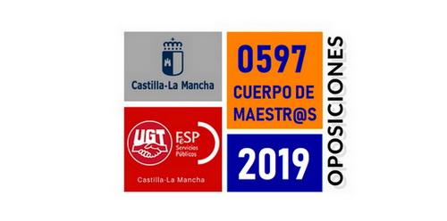 OPOSICIONES MAESTROS CLM 2019 – Publicada convocatoria. Plazo de solicitud hasta el 04/03/2019