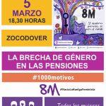 La brecha de género en las pensiones, su origen y sus consecuencias.
