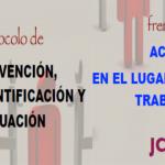 Protocolo de PREVENCIÓN, IDENTIFICACIÓN Y ACTUACIÓN frente al ACOSO EN EL LUGAR DE TRABAJO JCCM