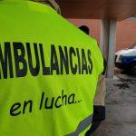 Nuevas movilizaciones de los trabajadores de Ambulancias en Castilla la Mancha