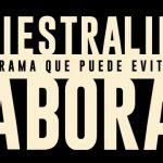 #NiUnaMuerteMás. UGT presenta una campaña para sensibilizar y concienciar sobre el problema de la siniestralidad laboral en España