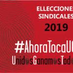 UGT aumenta su representatividad en las elecciones sindicales a Junta de Personal del Ayuntamiento de Torrijos