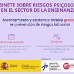 Asesoramiento y asistencia técnica gratuita en prevención de riesgos laborales