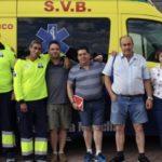 La justicia da la razón a UGT reconociendo la antigüedad de los trabajadores de ambulancias de Guadalajara