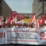 Ante la falta de aplicación del IV Convenio Único, UGT y CCOO anuncian movilizaciones en septiembre