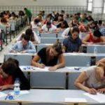 OEP 2018: Publicada en el BOE la relación provisional de aspirantes admitidos y fecha, lugar y hora de examen