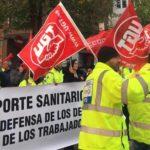 Desconvocada la huelga de transporte sanitario al alcanzar un acuerdo para la firma del Convenio