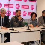 UGT y CCOO convocan en marzo nuevas movilizaciones en el sector de la Dependencia