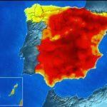 Riesgos por calor y radiación solar