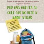 Campaña de recogida de Material Escolar. «Por una vuelta al cole que no deje a nadie atrás»