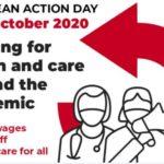 FeSP-UGT se suma a la movilización europea de trabajadores/as de la salud y la atención sanitaria
