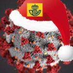 Correos abre sus puertas al COVID por navidad
