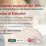 Ventajas especiales para estudiar online con la Escuela de Negocios y Dirección – ENyD por formar parte de FeSPUGT