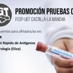 Promoción Pruebas COVID-19